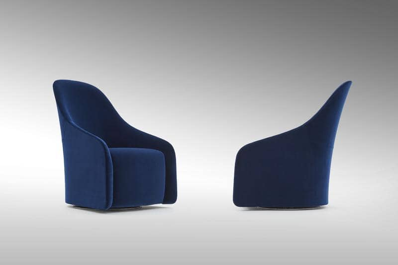 FF Audrey swivel armchair