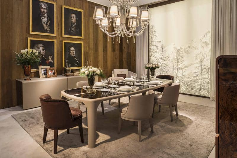 BE Bradley dining table_Baron chairs