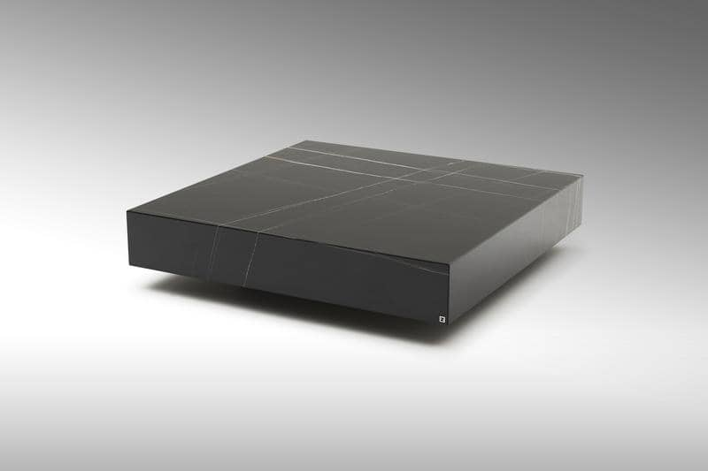 FF Quadrum Marble coffee table